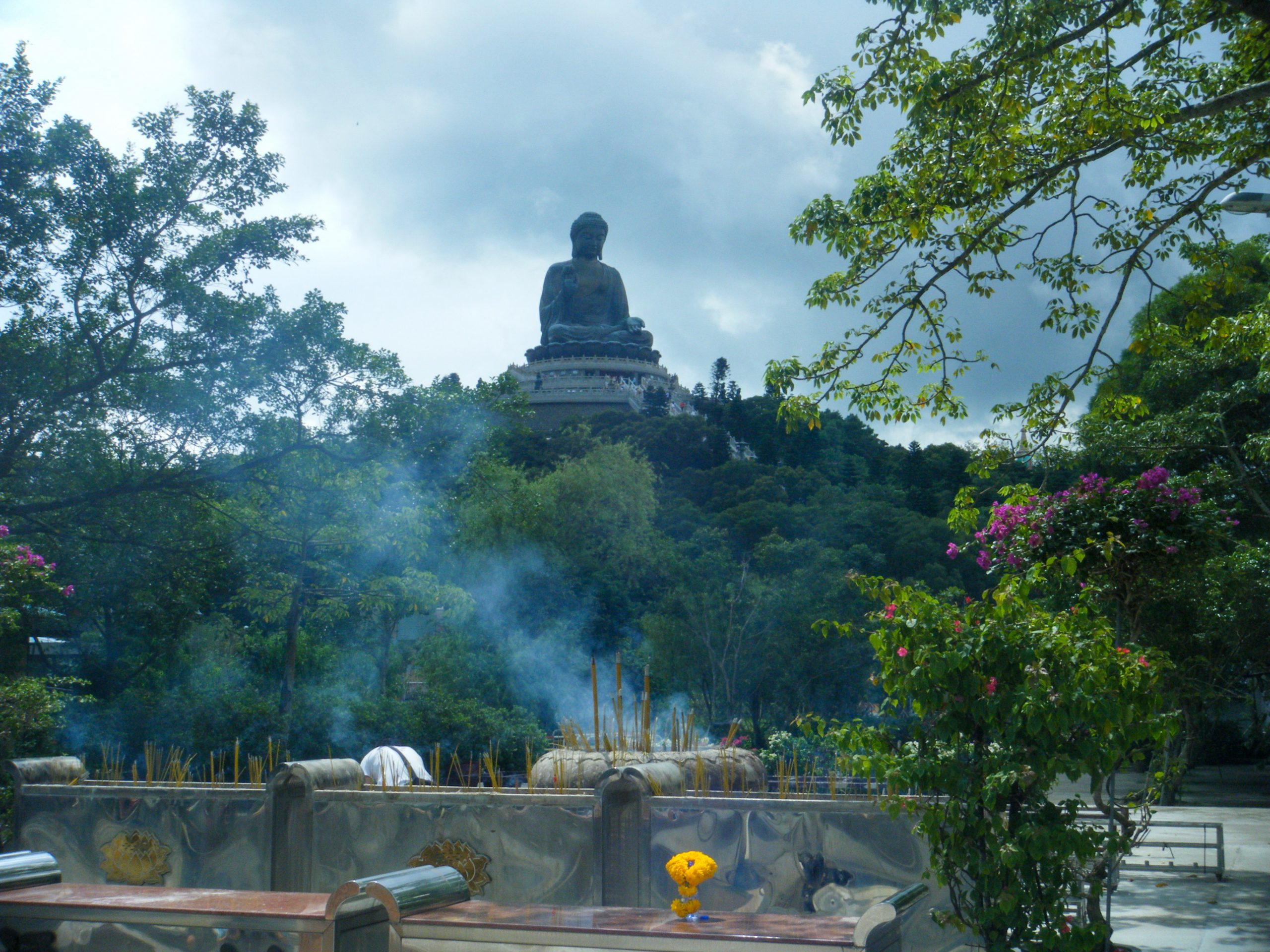 The Tian Tan Budhha, Lantau Island, should be on your list of things to do in Hong Kong